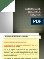 Gerencia de Recursos Humanos 2015 (1)