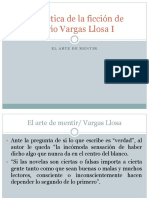 El Arte de Mentir Vargas LLosa