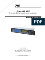 Man Orion462mkii