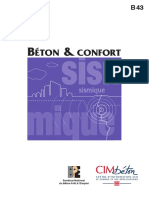 CIMBeton - Conception parasismique des immeubles d'habitation collectives en beton arme