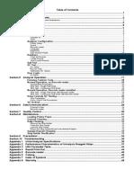 URINE U120 User Manual