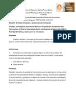 S5. Actividad 2 Marco Teorico Desnutricion Infantil Marisol Ponce Garcia