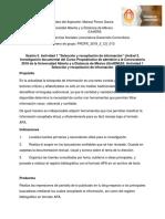 S5. Actividad 1 Fuentes Bibliográficas Protocolo Investigacion Desnutrición Infantil Marisol Ponce Garcia