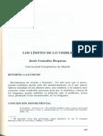 1997 Los Límites de Lo Visible