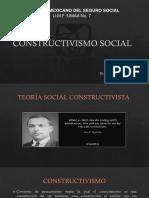 Construccionismo - DR. SALGADO LEON