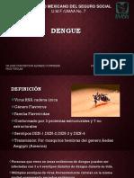 Dengue - Dr Eduardo Salgado Leon