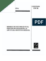 COVENI 979-78 SOLDAD
