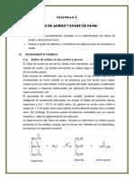 p3 Indice de Acidez y Punto de Humo