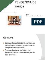Independencia de Chile y America (2)
