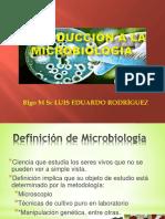 A. Introducción a La Microbiología