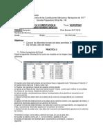 Práctica 3 Informatica III