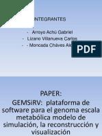 Diapositivas Del Paper Mas Programa
