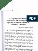 Ficha Pedag Propuesta metódologica para ELE
