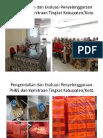 Pengendalian dan Evaluasi Penyelenggaraan PHBS dan Kemitraan Promkes dan KPLDH.pptx