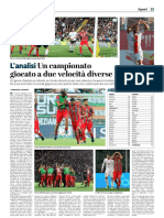 La Provincia Di Cremona 28-05-2018 - L'Analisi