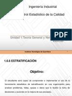 Tema 1.6.6 Estratificación