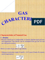 Gas Properties