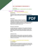 Especificaciones Tecnicas Componente - (II)