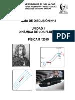 DISCUSIÓN No. 2 DINÁMICA DE LOS FLUIDOS.rtf.docx