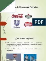 Tipos de Empresas Colombia