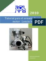 Armado Motor Loncin Lx200