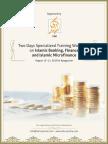Islamic Banking, Finance and Islamic Microfinance training in Kyrgyzstan