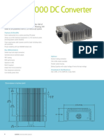 Series 12000 DC Converter