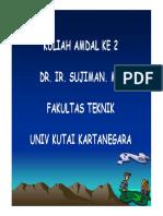 KULIAH AMDAL 3