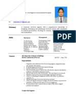 My New Cv Shahid