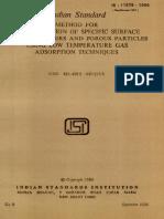 Indian Standard 11578