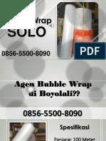 Agen Bubble Wrap Di Boyolali - WA 0856-5500-8090
