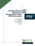 WP Physical Analytical Modeling Facilitating BIM LTR ScreenRes