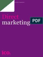 Direct Marketing Guidance