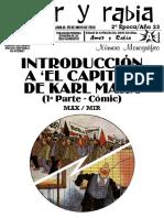 Revista Amor y Rabia Nr. 72a