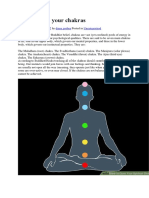 How to Open Your Chakras With Mudras