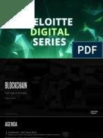 Deloitte Digital Blockchain