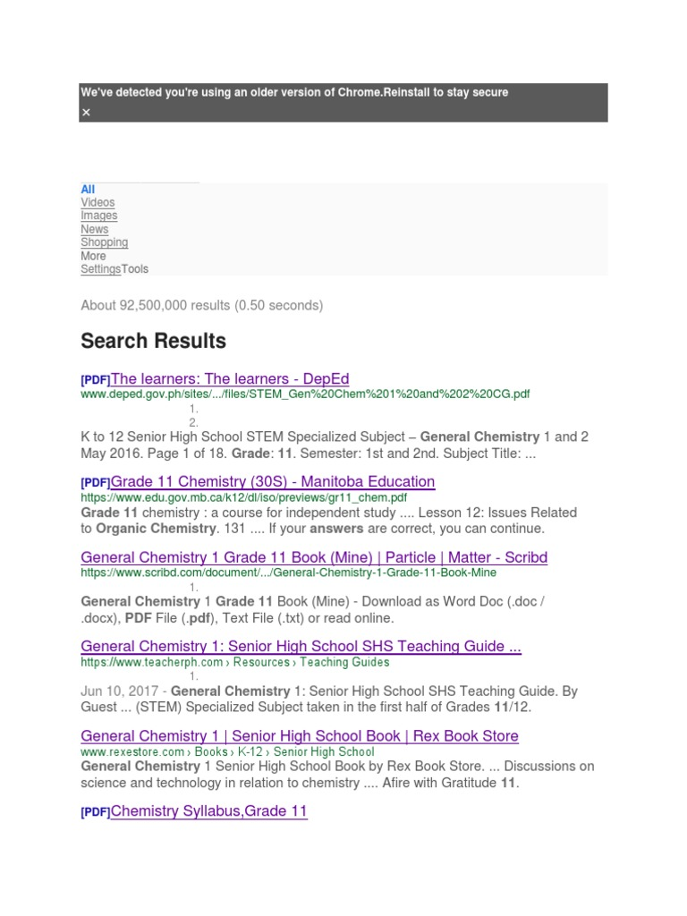 dsds | Chemistry | Portable Document Format