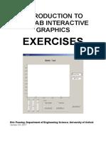 Exercises GUI
