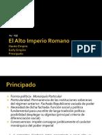 16 El Alto Imperio .[628]