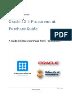 Purchase Guide I-Procurement