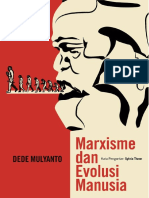 Dede Mulyanto - Marxisme & Evolusi Manusia