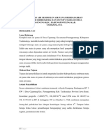Karakteristik Hidrogeologi Semburan Air Panas Berdasarkan Analisis Hidrogeokimia Dan Isotop Stabil Di Desa Cigunung Kec