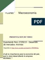 Sesion 23 Noviembre Macroeconomia -Balanza Pagos