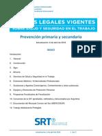 Normas Legales Vigentes Abril 2018