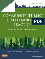 Community Public Health Nursing