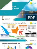 ESDM - Presentasi PLN Upaya Mitigasi Perubahan Iklim