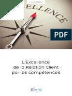 Lire Livre Blanc LExcellence de La Relation Client Par Les Competences