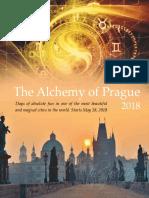 Alchemy of Prague 2018