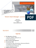 Telvent Alarm Manager – Powered by LogMate
