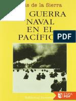 La Guerra Naval en El Pacifico - Luis de La Sierra